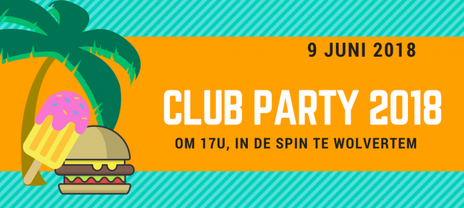 BCW CLUB PARTY 2018